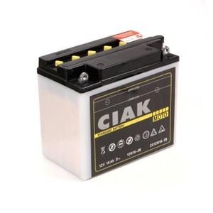 Akumulator Moto CIAK Starter 12V- 16Ah +D