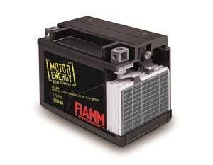 Akumulator Moto Fiamm Storm 12V-  6,5Ah +D / FTX7L-BS