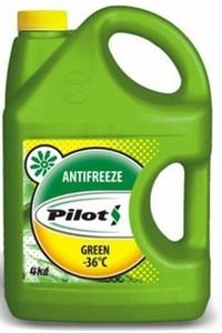 Pilot-S antifriz GREEN -36°C mješavina 3/1 (žuto-zeleni)