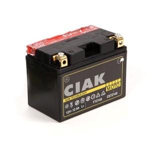 Akumulator Moto AGM CIAK Starter 12V- 12Ah +L