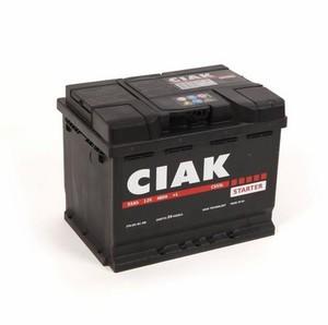 Akumulator CIAK Starter 12V-  55Ah +L