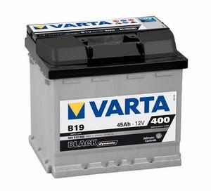 Akumulator Varta Black Dynamic 12V- 45Ah +D/ B 19