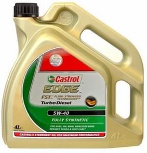 Castrol ulje EDGE Titanium 5W-40 (505.01) 4/1