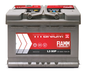 Akumulator FIAMM Titanium Pro 12V 90Ah +D