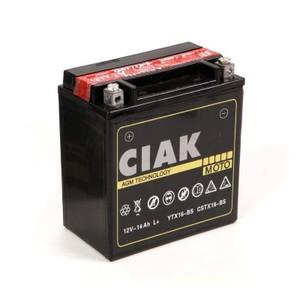 Akumulator Moto AGM CIAK Starter 12V- 14Ah +L