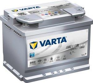 Akumulator Varta Start-Stop Plus (AGM) 12V- 60Ah +D / D52
