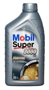 MOBIL ulje Super 3000X1 5W-40 1/1