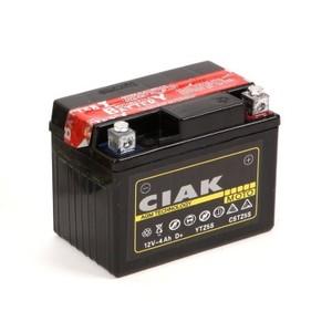 Akumulator Moto AGM CIAK Starter 12V-  4Ah +D