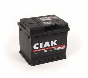 Akumulator CIAK Starter 12V-  45Ah +L