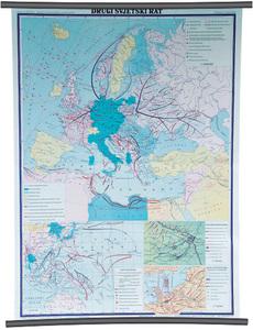 Karta Drugi svjetski rat