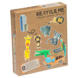 Recycle Me set  džungla 21690