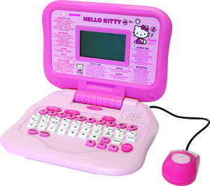 Laptop Hello Kitty HR  try me