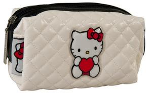 Torbica kozmetička Hello Kitty bijela 11-1812