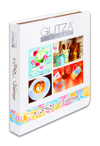 Tattoo set Glitza home - vintage