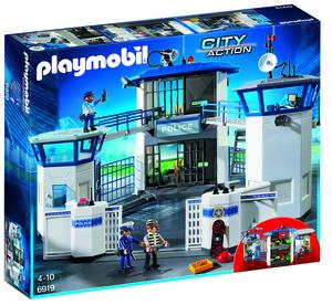 Playmobil policijska stanica 6919