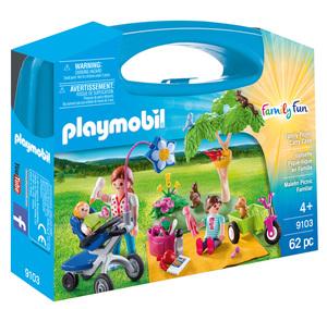 Playmobil koferić obiteljski piknik 9103