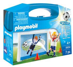 Playmobil nogomet u kutiji 5654