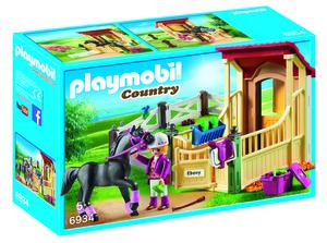 Playmobil konjska štala sa arapskim konjem 6934