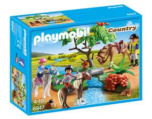 Playmobil jahanje na deželi 6947