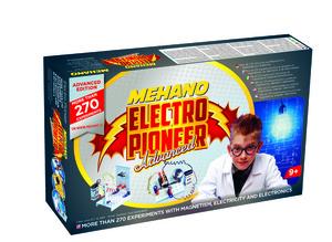 Maketa elektro pionir advanced