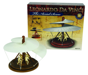 Leonardo da Vinci - propeler e274