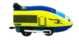 Mehano lokomotiva brza žuta e234 bl.1 bv3