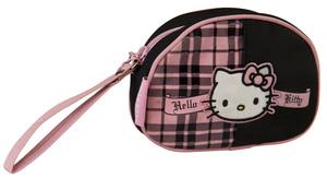 Torbica kozmetička Hello Kitty roza 11-1813