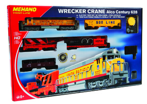 Mehano vlak wrecker crane t741