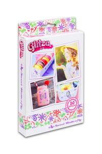 Tattoo set Glitza art - Sweet Butterfly