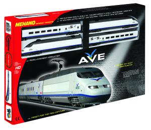 Mehano vlak ave t682