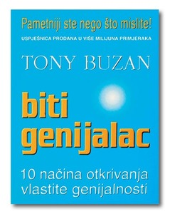 Biti genijalac, Tony Buzan