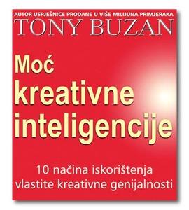 Moć kreativne inteligencije, Tony Buzan