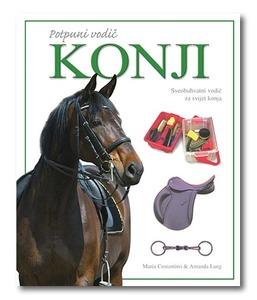 Konji – Potpuni vodič, Maria Constantino, Amanda Lang