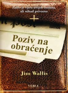 Poziv na obraćenje, Jim Wallis