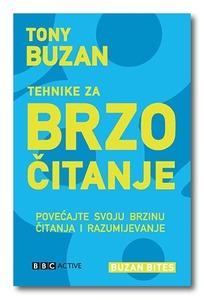 Tehnike za brzo čitanje, Tony Buzan