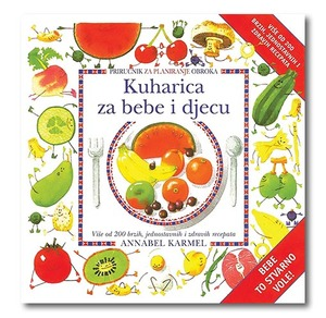 Kuharica za bebe i djecu, Annabel Karmel