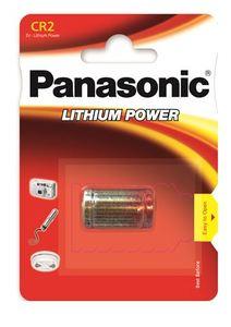 PANASONIC baterije CR-2L/1BP