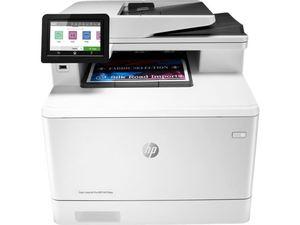 HP multifunkcijski pisač Color LaserJet M479fdw, W1A80A