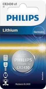 PHILIPS baterija CR2430/00B