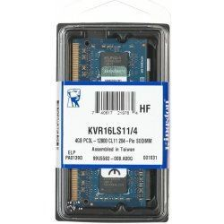 Memorija Kingston DDR3L 4GB 1600MHz