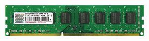 Memorija Transcend DDR3 2GB 1333MHz