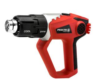 Praktik Tools Q LINE fen za vrući zrak 2000W //PTQ080//