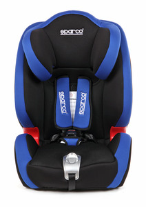 SPARCO autosjedalica F1000K 9-36 kg plava