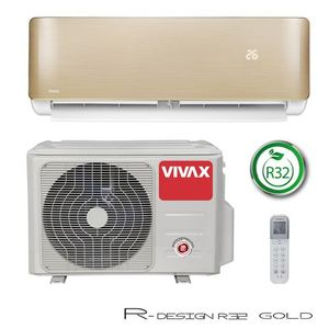 VIVAX COOL, inverter klima ACP-12CH35AERI GOLD R32 3.81 kW + WiFi modul