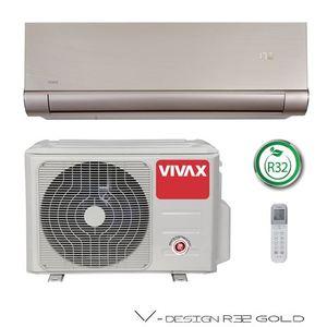 VIVAX COOL, inverter klima ACP-12CH35AEVI GOLD R32  3.81kW