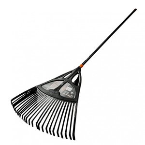 FISKARS grablje za lišće, aluminijska drška Solid 1735x646mm