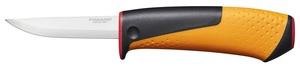 FISKARS građevinarski nož s oštrilicom 1023620