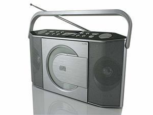 SOUNDMASTER RCD1750SI prijenosni CD/radio