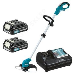 MAKITA akumulatorski trimer UR100DWAE (12Vmax,2x2Ah)