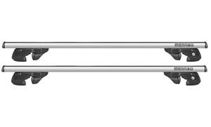 Menabo krovni nosač Sherman XL Silver ALU 135cm